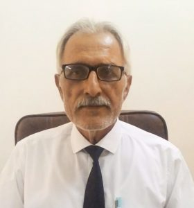 Professor Abdul Rehman Siyal